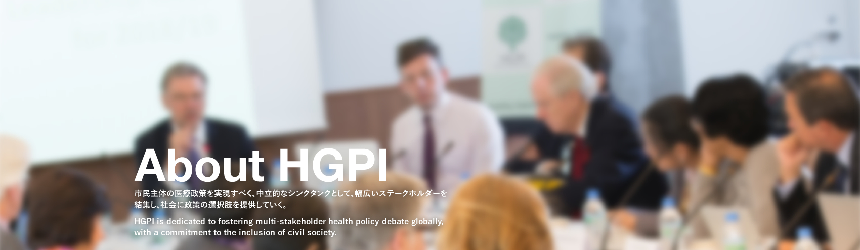 About HGPI