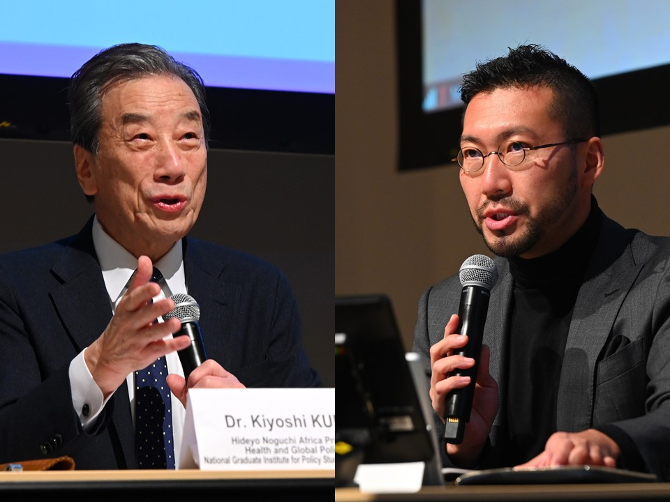 [Lecture Report] The 7th NIKKEI FT Communicable Diseases Conference – Strategies for Coexisting with Communicable Diseases: Japanese PPP Initiative through Technological Innovation- (The NIKKEI, November 6-7, 2020, Yokohama City, Kanagawa Prefecture)