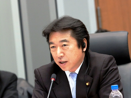 Shinya Adachi (Member, House of Councillors, The Democratic Party of Japan)