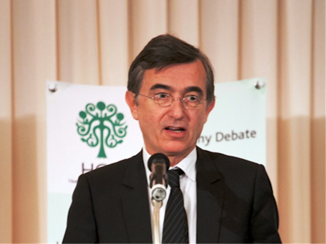 Philippe Douste-Blazy, Chair, Board of UNITAID / UN Special Advisor on Innovative Financing for Development
