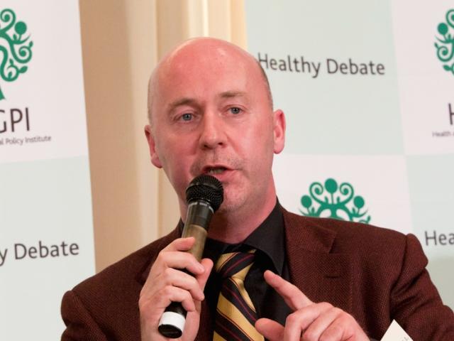 Brian Tisdall, Senior Manager, Donor Relations, Programme Funding Team, GAVI Alliance Secretariat