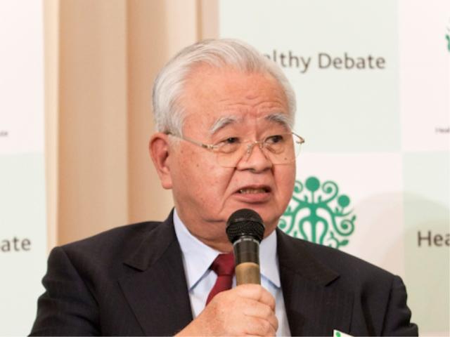 Hiromasa Yonekura, Chairman, Sumitomo Chemical K.K.