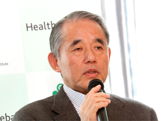 Yasuchika Hasegawa, President & CEO, Takeda Pharmaceutical Company Limited