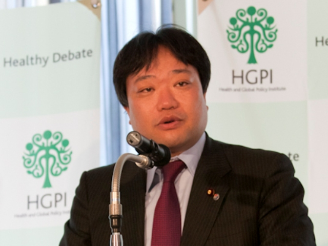 Mitsunori Okamoto, Parliamentary Secretary of Health, Member of the House of Representative, Labour and Welfare, The Democratic Party of Japan