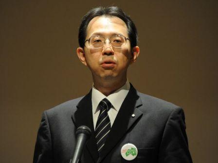 Mr. Masao Uchibori, Vice-Governor, Fukushima Prefectural Government