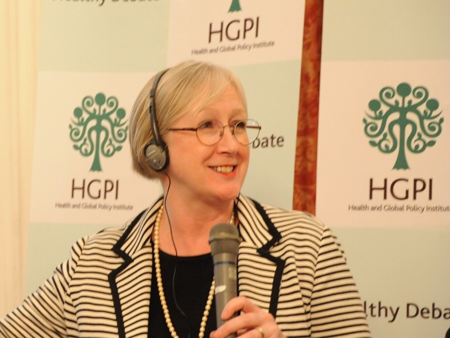 Ms. Judith Watt, NCD Alliance Strategic Consultant