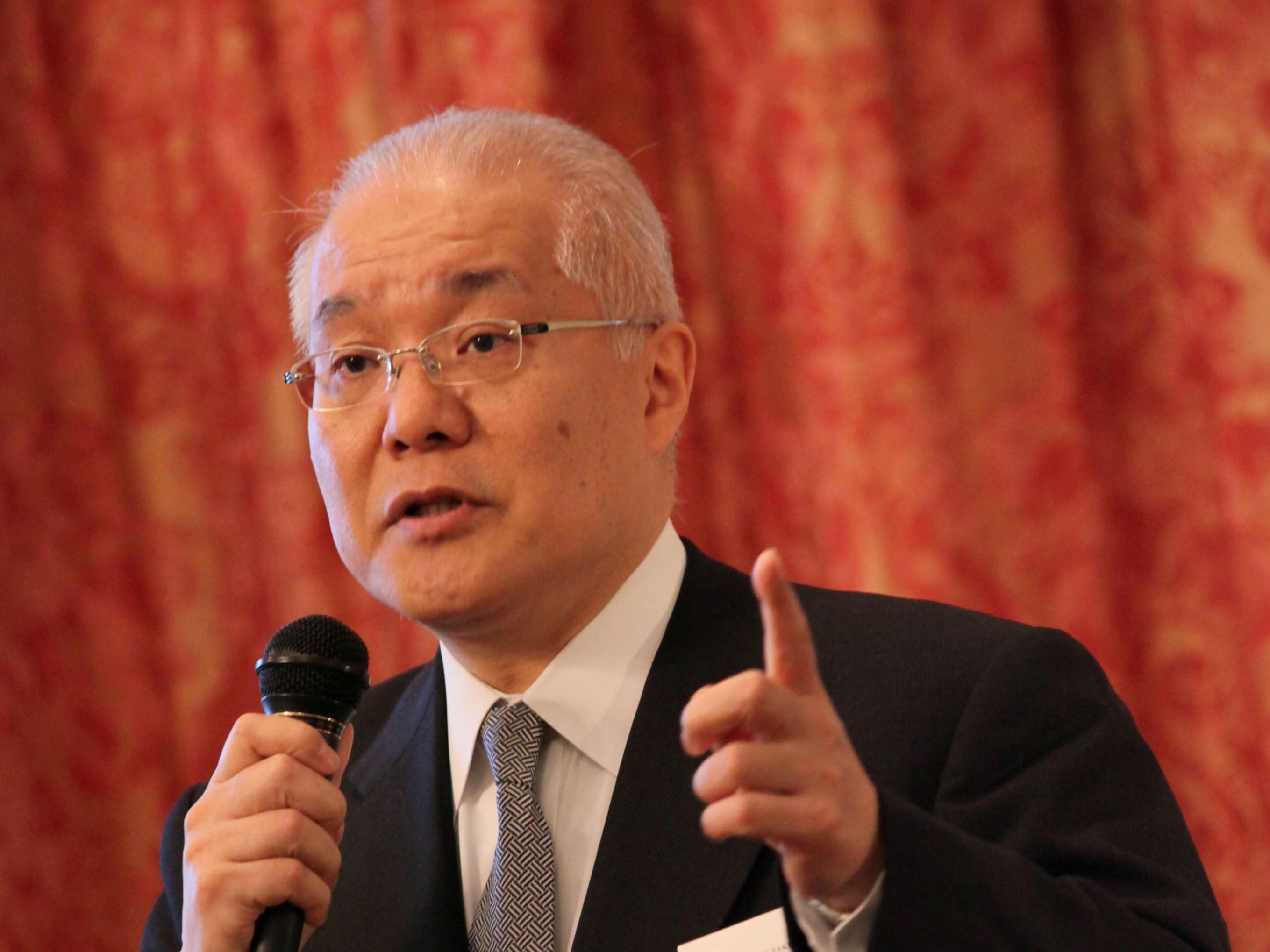 Dr. Keizo Takemi, Professor, Tokai University School of Political Science and Economics / Senior Fellow, Japan Center for International Exchange (JCIE)