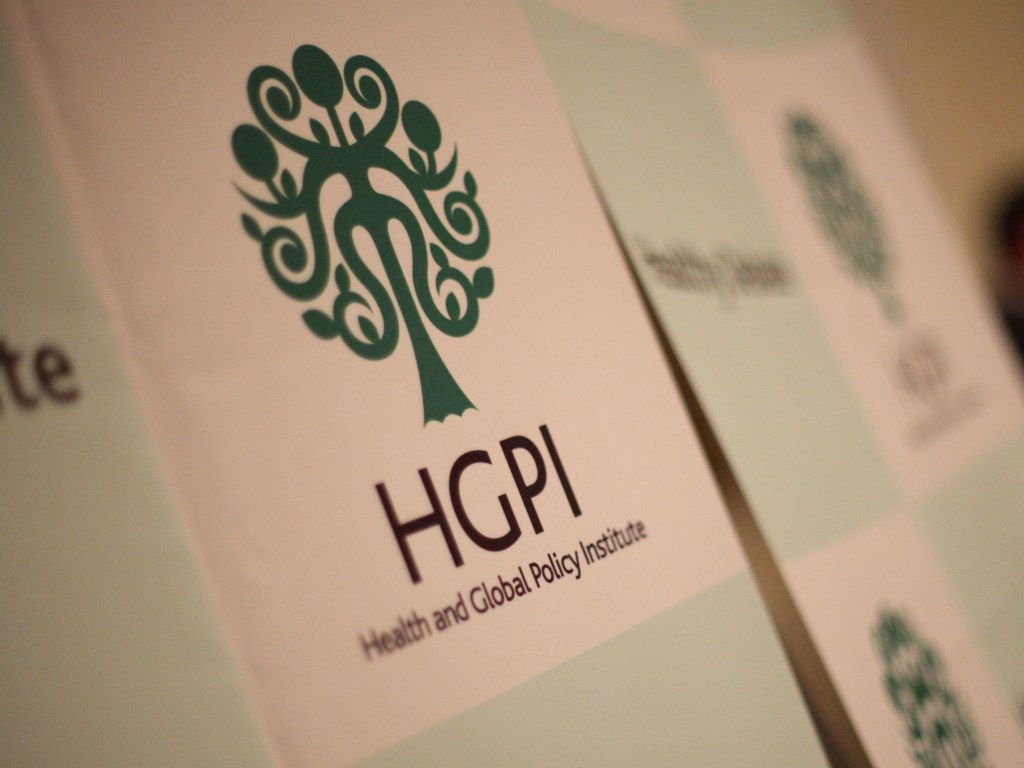 HGPI ranked #17 amongst health policy think tanks around the world