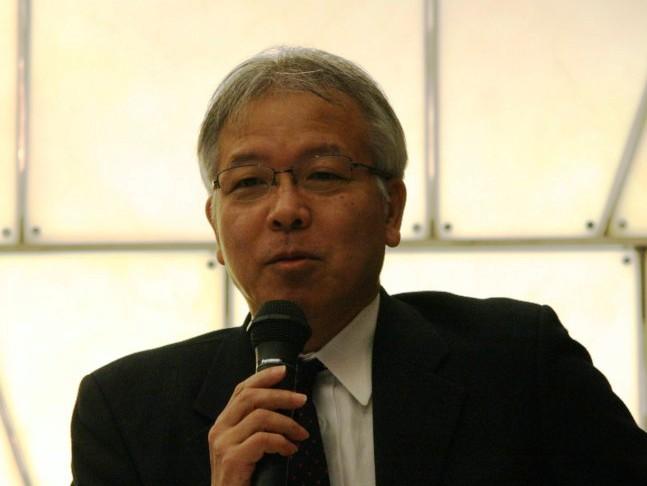 Mr. Shinji Asonuma, Vice-minister of Health, Labour and Welfare