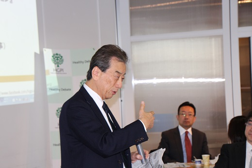 [Event Report] The 56th Breakfast Meeting-New Year Speech by Dr Kiyoshi Kurokawa