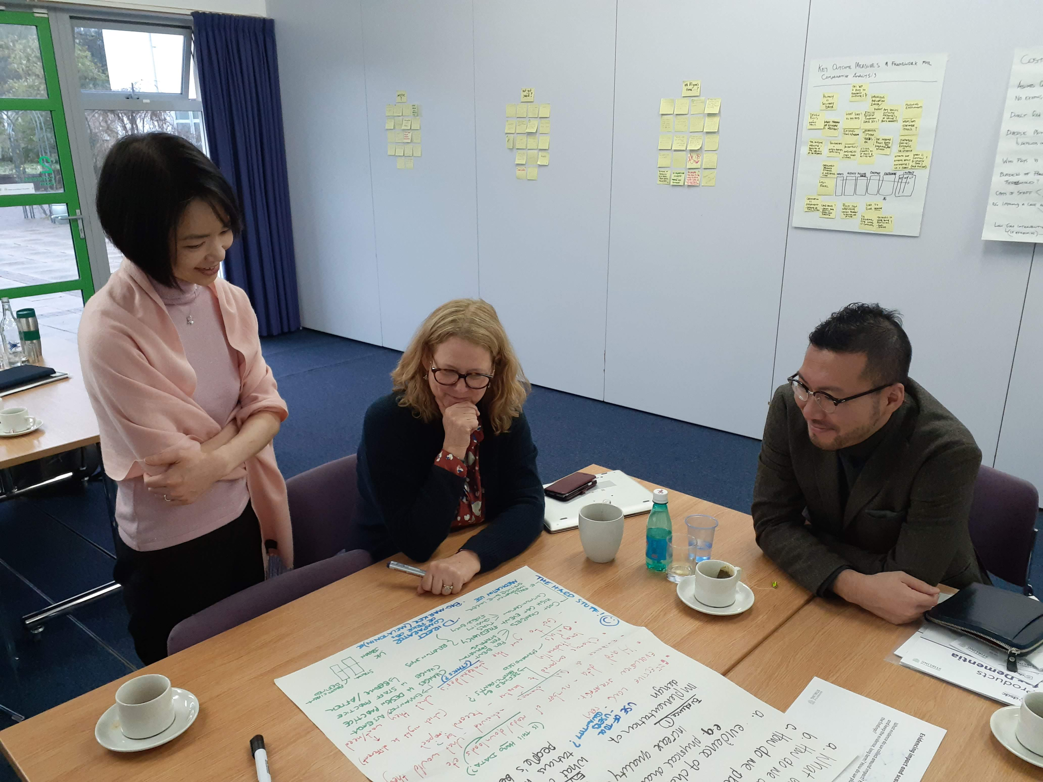 [Activity Report] Design for Ageing and Dementia International Research Network Workshop 3 (February 16 – 17, 2020, University of Stirling, Scotland)