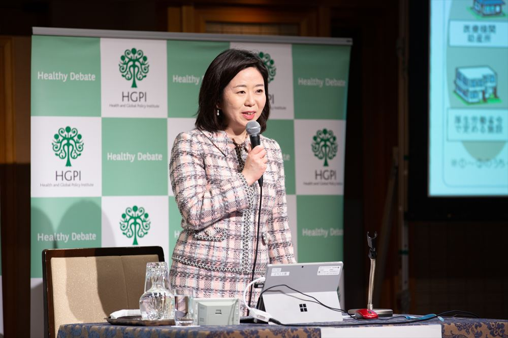 [Event report] The 45th Special Breakfast Meeting – The Basic Law for Child and Maternal Health and Child Development  and Providing Seamless Children-Rearing Support to Reenergize Japan (December 20th, 2019)