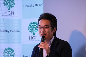 [Event Report] The 58th Breakfast Meeting: Recent Developments in Health Technology Assessment: Cost-effectiveness of Drugs (Jun. 2, 2016)