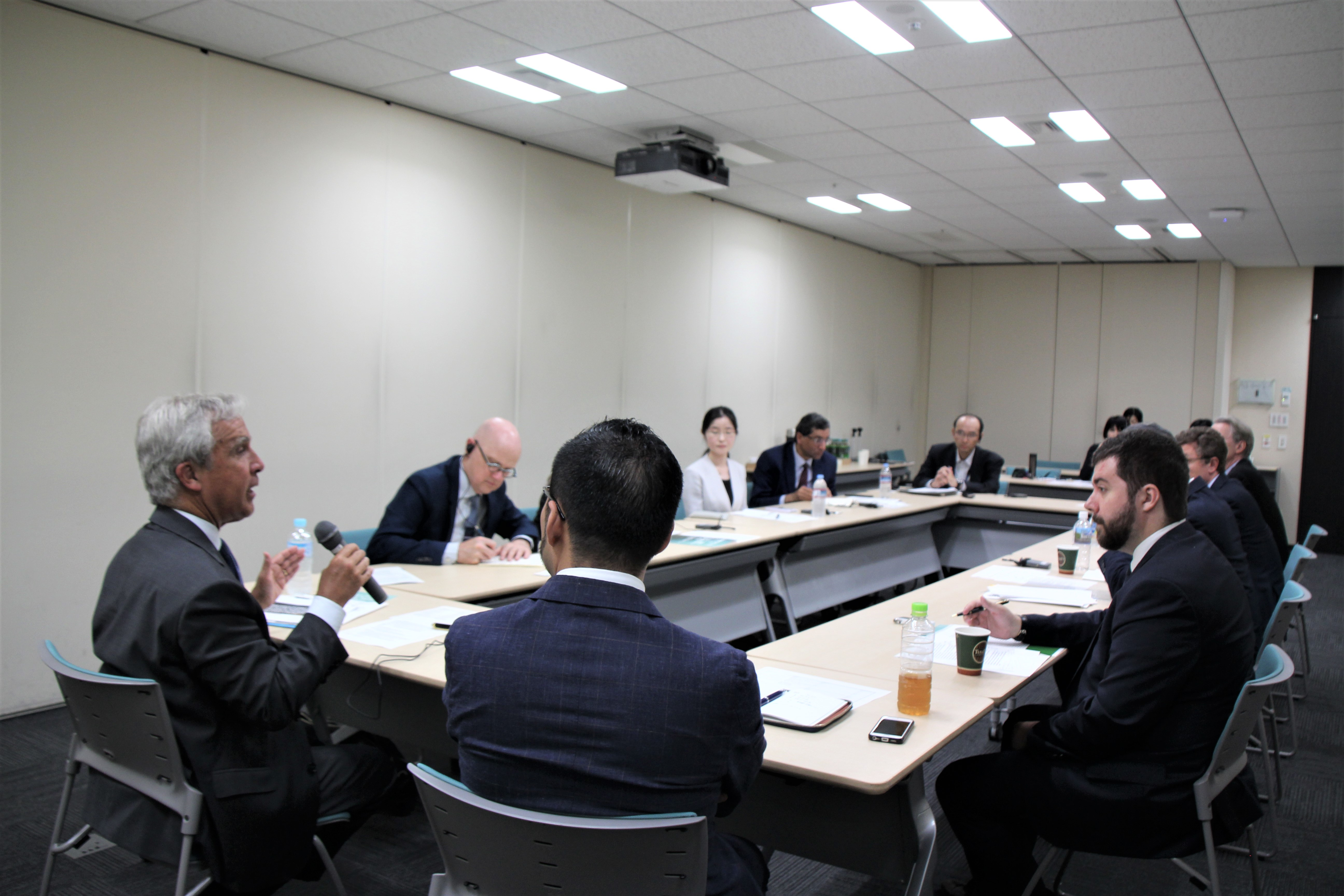 [Event Report] HGPI-GCOA Joint Roundtable: Vaccine Policies Within the G20 Global Health Agenda (June 5, 2019)