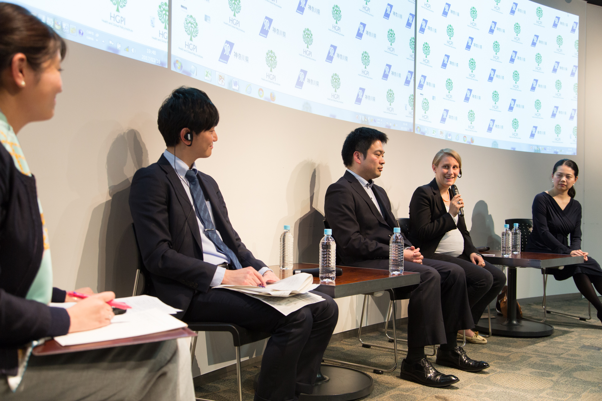 [Event Report] Kanagawa Medical Innovation School: Evening Seminar – Global Health Experts to Lead Health Innovations – (March 16, 2017)
