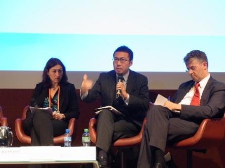 Geneva Health Forum 2012 Participation Report