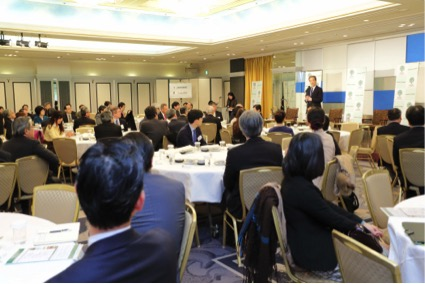 "[Activity Report] Health Policy Summit 2015 ""Super-Aging Japan's Turning Point: Leap ahead or linger behind?"""