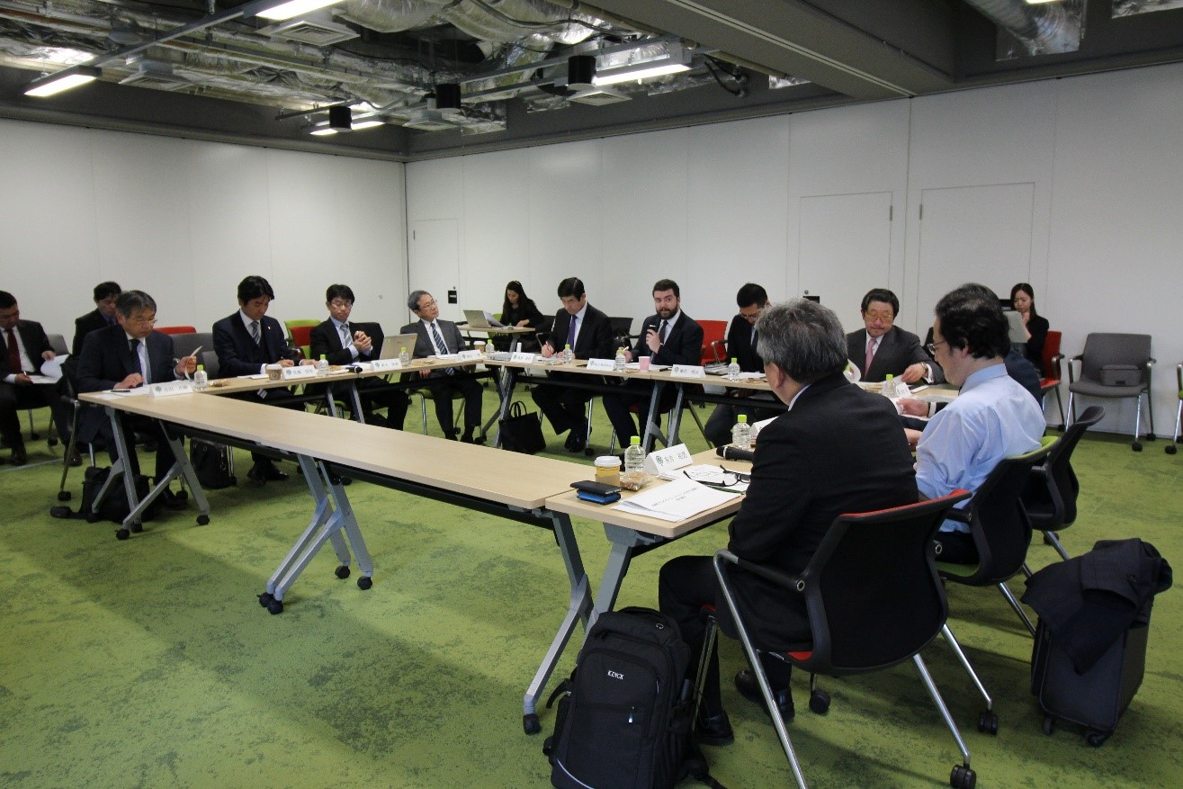 [Event Report] Roundtable – Preparatory Meeting: The Management Structure and FY2019 Activities of AMR Alliance Japan (May 19, 2019)