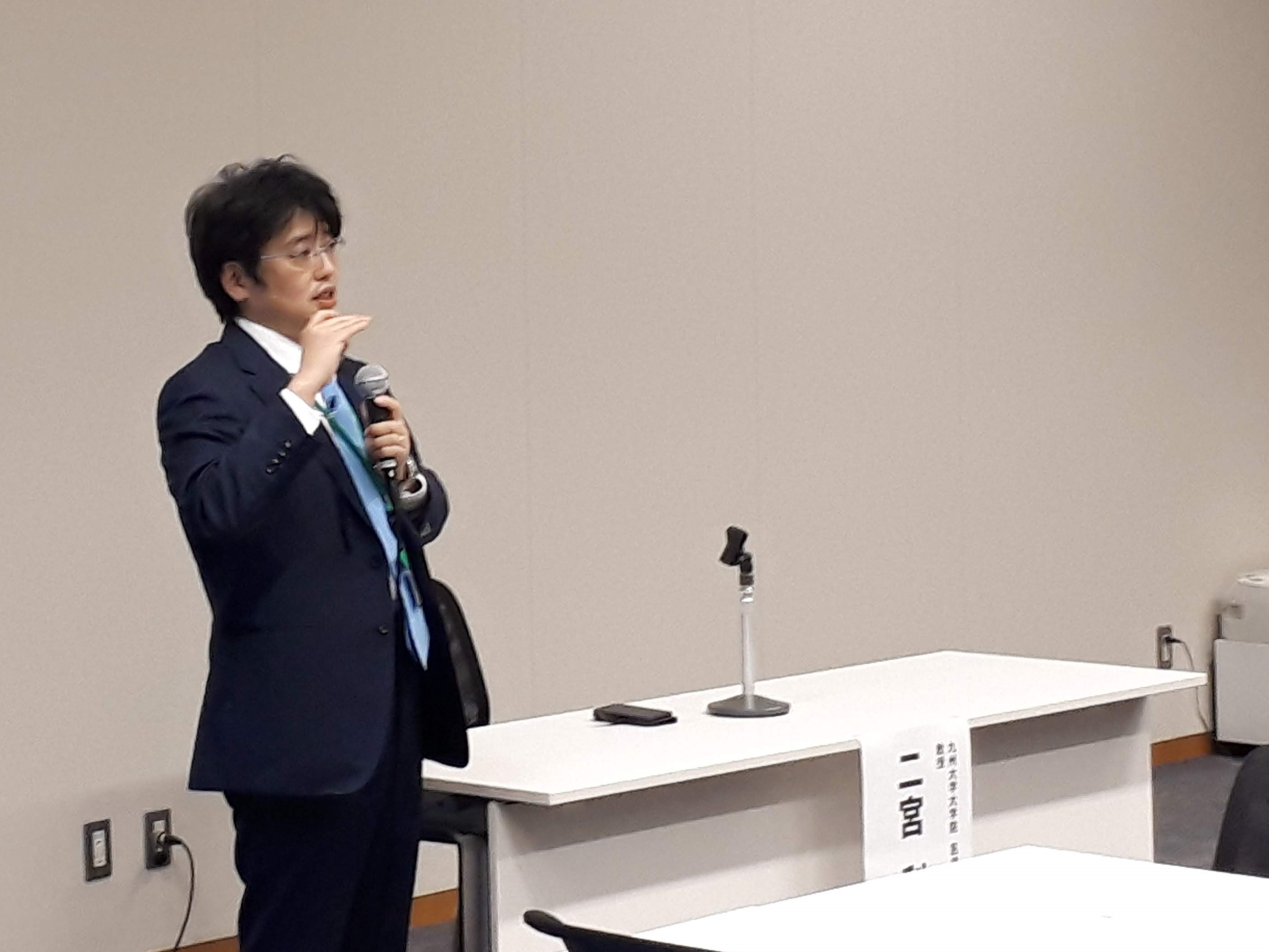 [Event Report] Seventh session of the Diet Study Group on Dementia (February 7, 2019)
