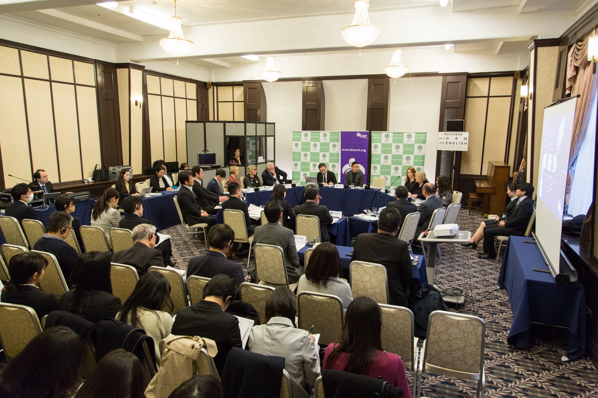 [Event Report] Japan-UK-Australia Global Expert Meeting on Creating Dementia-Friendly Communities (February 14, 2019)