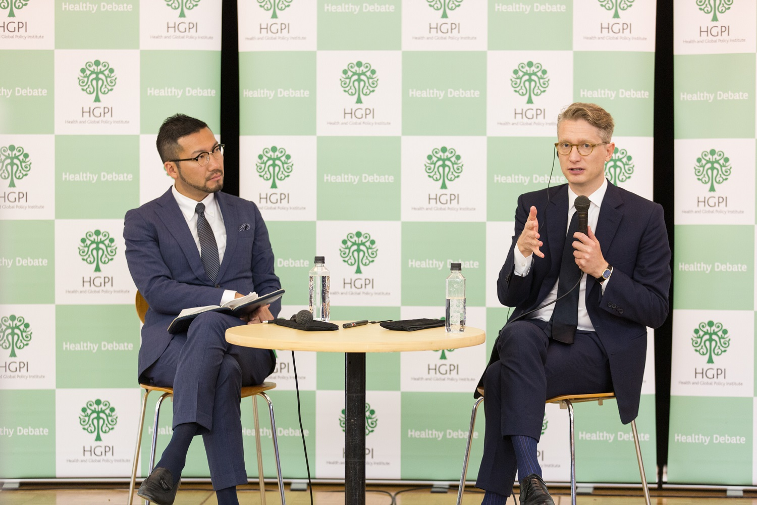 [Event report] Special discussion forum: Wisdom and philosophy for interpreting modern society by examining the intersection of culture, countries, individuals, and ideologies (May 28, 2019)