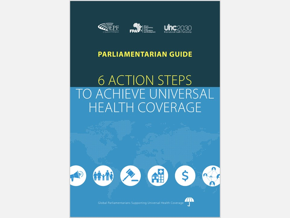 [Announcement] Release of the Parliamentarian Guide on UHC (September 28, 2021)