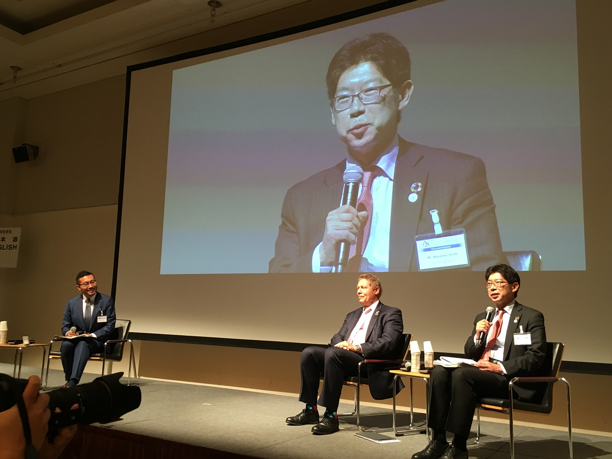 [Lecture Report] The 6th Nikkei Asia Africa Conference on Communicable Diseases 2019 – Big Step towards Borderless Initiative through Public-Private Partnership (August 31 – September 1, 2019, Yokohama City, Kanagawa Prefecture)