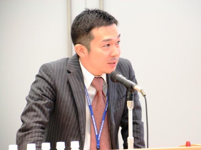 小沼 士郎 氏(外務省 国際協力局 国際保健政策室長)