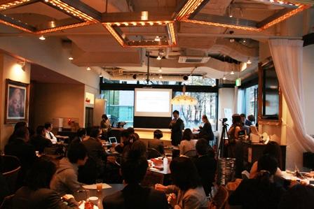 (開催報告)第46回朝食会「実践ヘルスケア政策-国民皆保険制度の維持と先端医療促進の両立-」