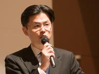 当機構副代表理事近藤の講演