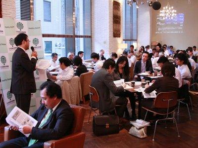 第24回朝食会「総選挙の総括と新政権の展望」