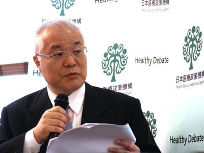 第28回朝食会「地球規模の保健医療課題解決に向けて、日本に求められる貢献」