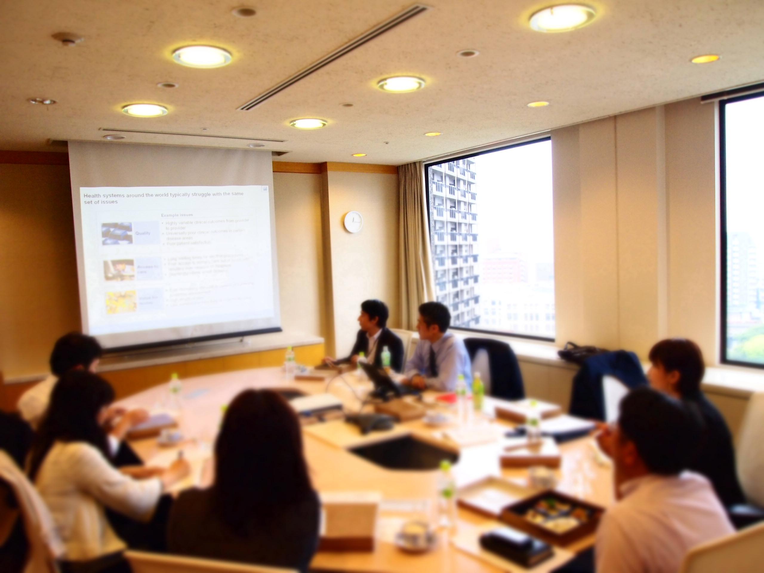 都道府県庁担当者向けに「地域医療計画立案ワークショップ」を開催
