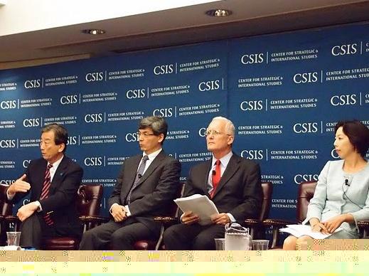 日米医療政策プロジェクト/CSIS(米戦略国際問題研究所)と震災に関するシンポジウム