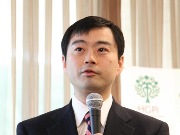 武藤真祐氏(医療法人社団鉄祐会 理事長)