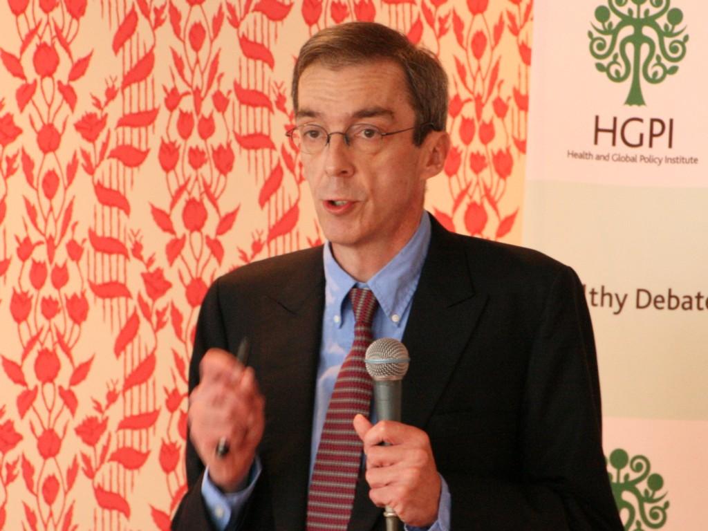 「グローバルレベルでの肝炎対策」第17回特別朝食会開催報告