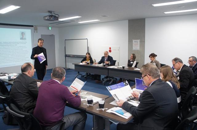 「GUAM+日本」医療ワークショップにおける意見交換の実施