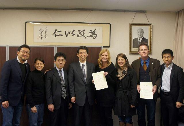 岩手県山田町にて被災地への継続支援に関する協議実施