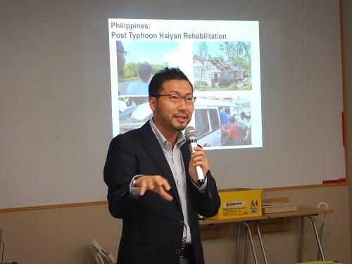 (講演)北海道大学 新渡戸スクールにおける講演(2016年10月4日)