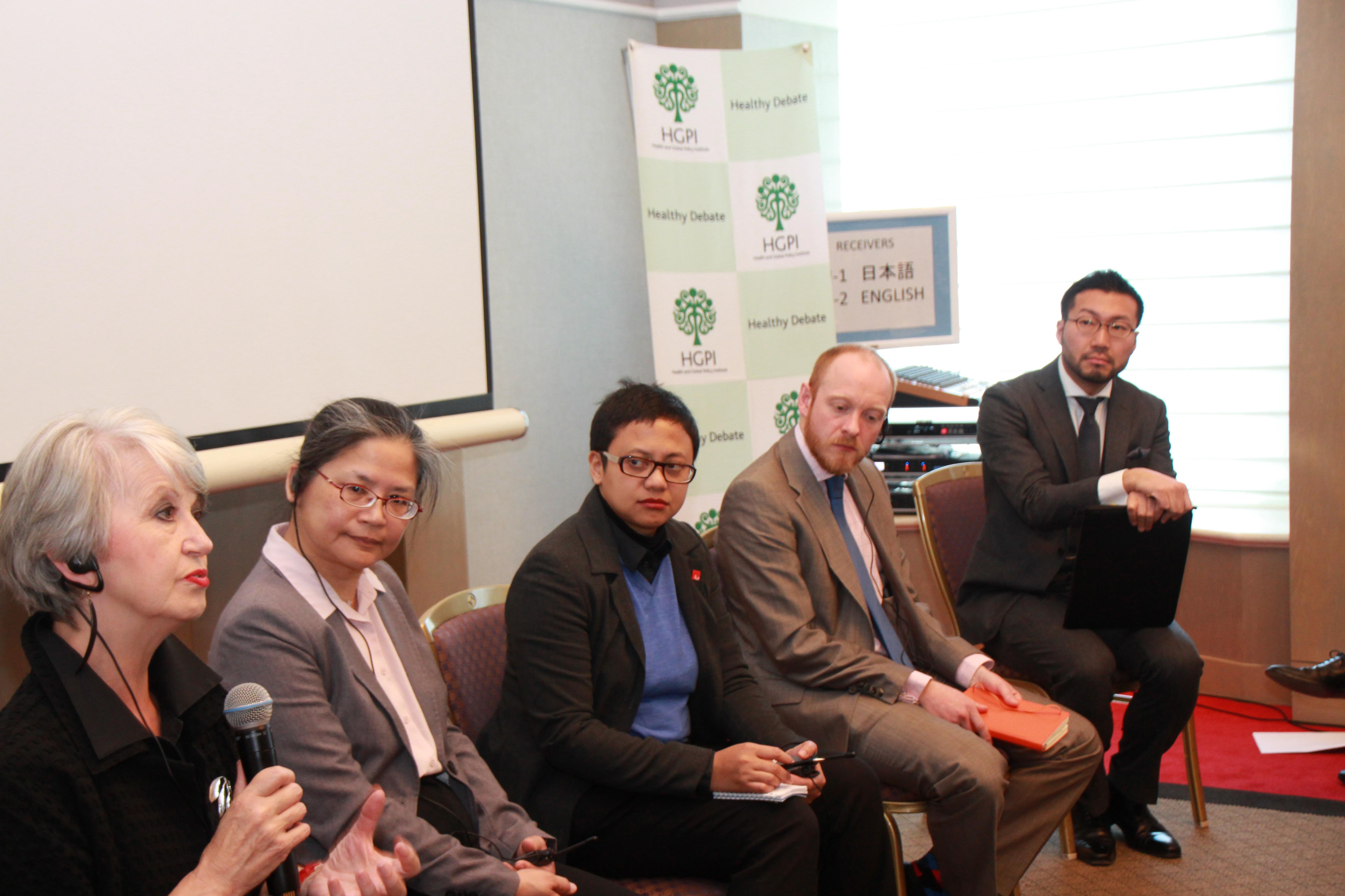 【開催報告】認知症対策 日英・アジア グローバル専門家会合 「認知症対策推進のための官民連携の先進事例」(2017年3月17日)