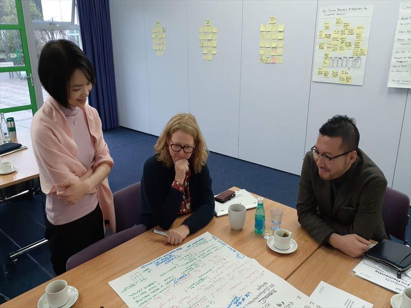 【参加報告】Design for Ageing and Dementia International Research Network, Workshop 3(2020年2月16・17日、英国スコットランド・スターリング大学)
