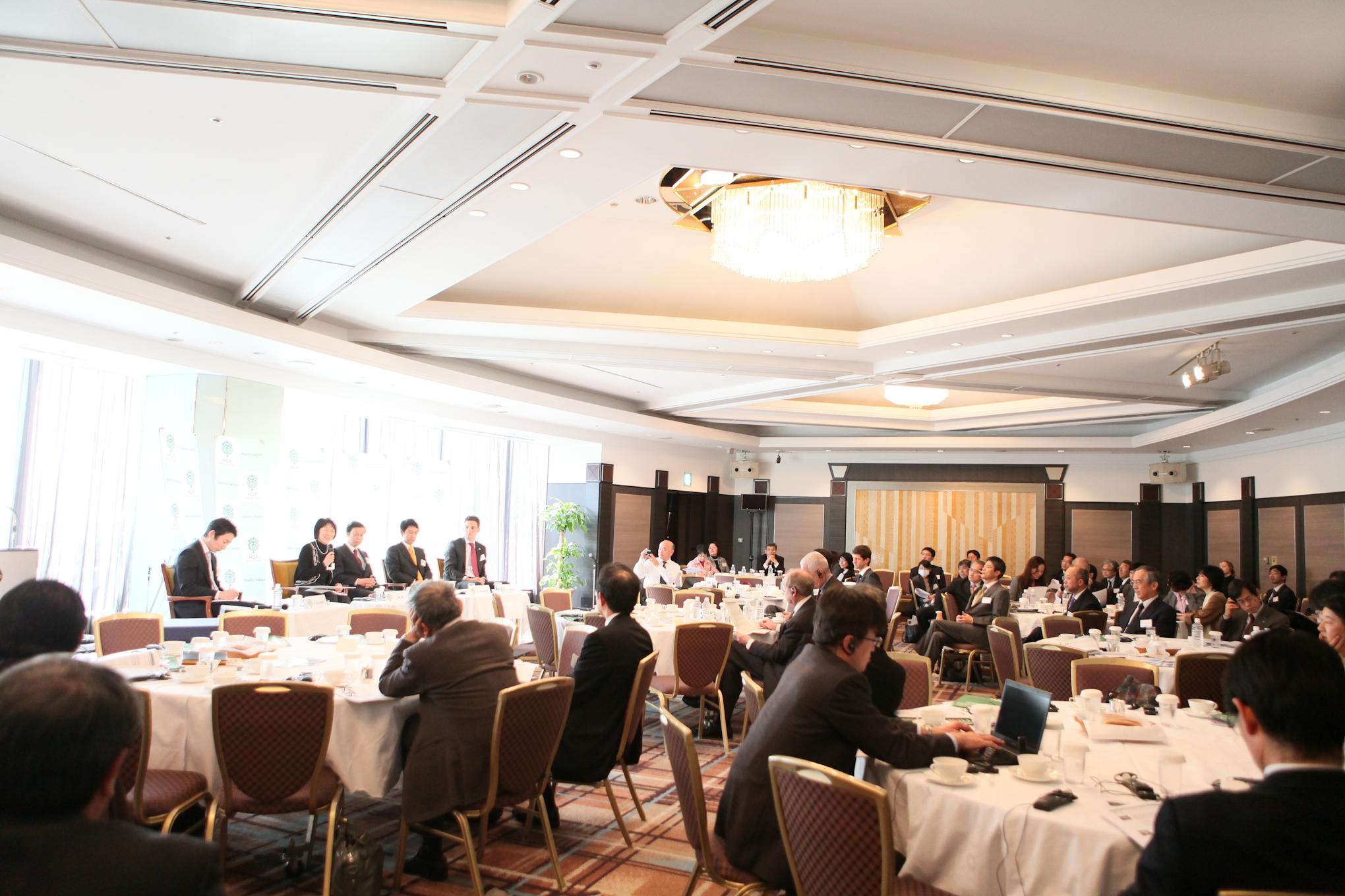 「医療政策サミット2012~Health Policy Summit2012~」開催報告