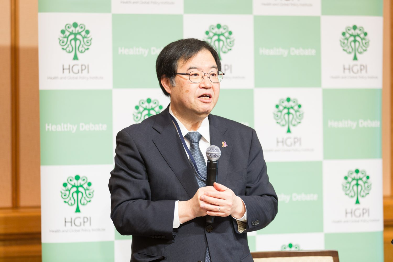 【開催報告】第42回特別朝食会「持続可能な社会保障制度を支える医療の課題とこれからの在り方」(2019年1月18日)