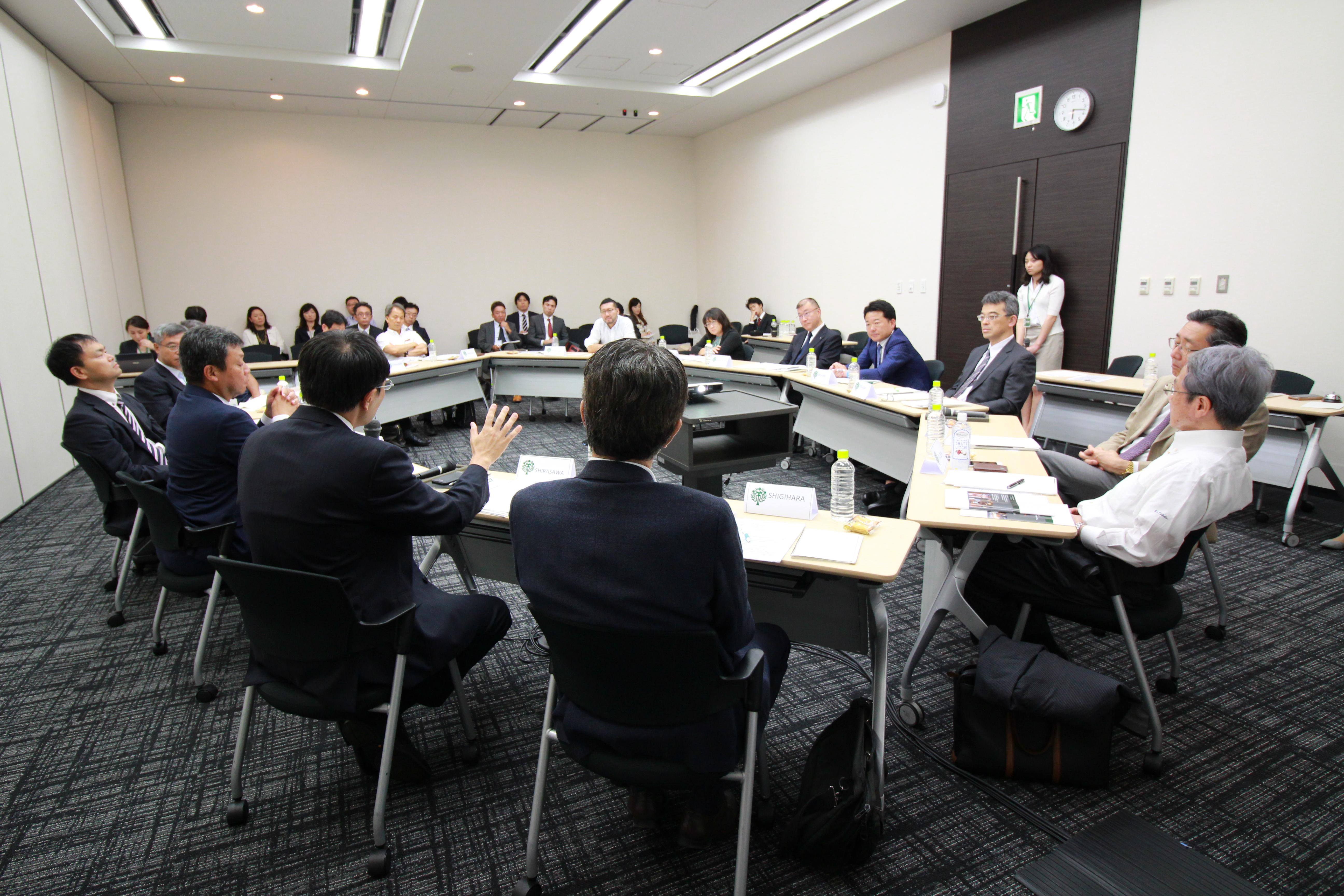 【開催報告】キックオフ・ミーティング~「AMR Alliance Japan」設立 ビジョンの設定に向けた課題整理~(2018年09月06日)