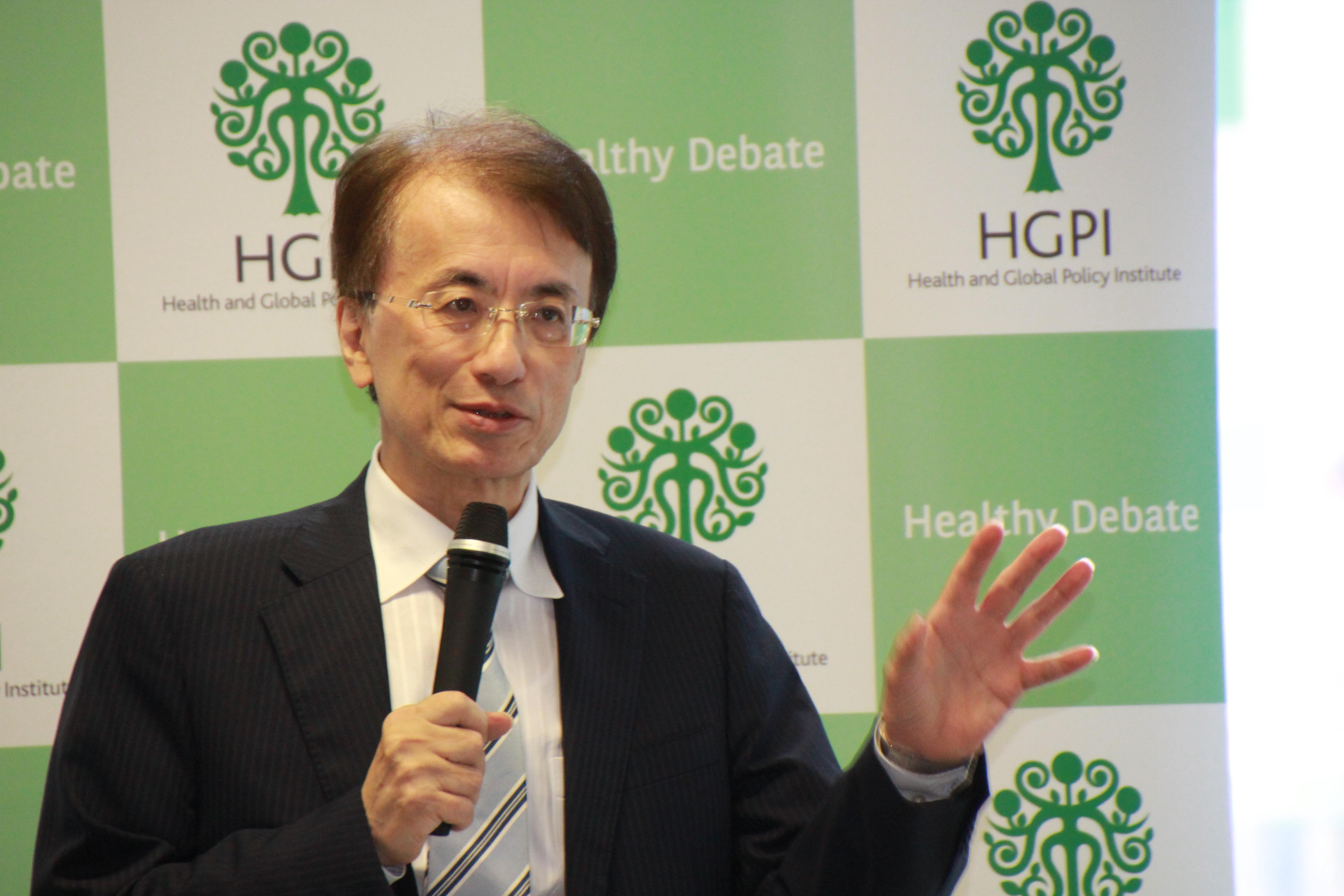 【開催報告】第71回定例朝食会「医療システムの持続可能性とイノベーションの両立に向けて~HTAの課題とその可能性~」(2018年8月22日)