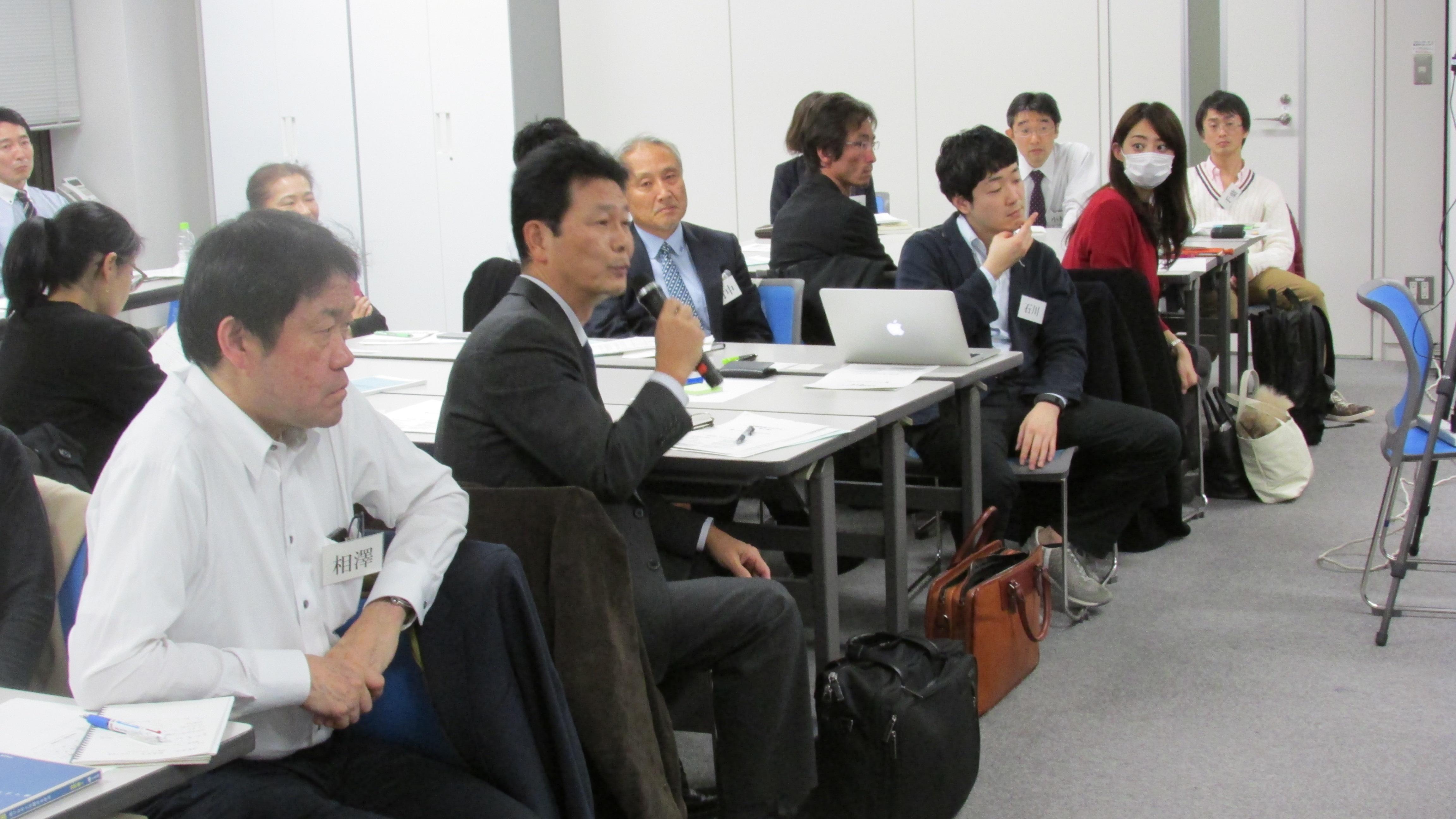 (開催報告)第2期 医療政策アカデミー:医療政策入門講座 第3回