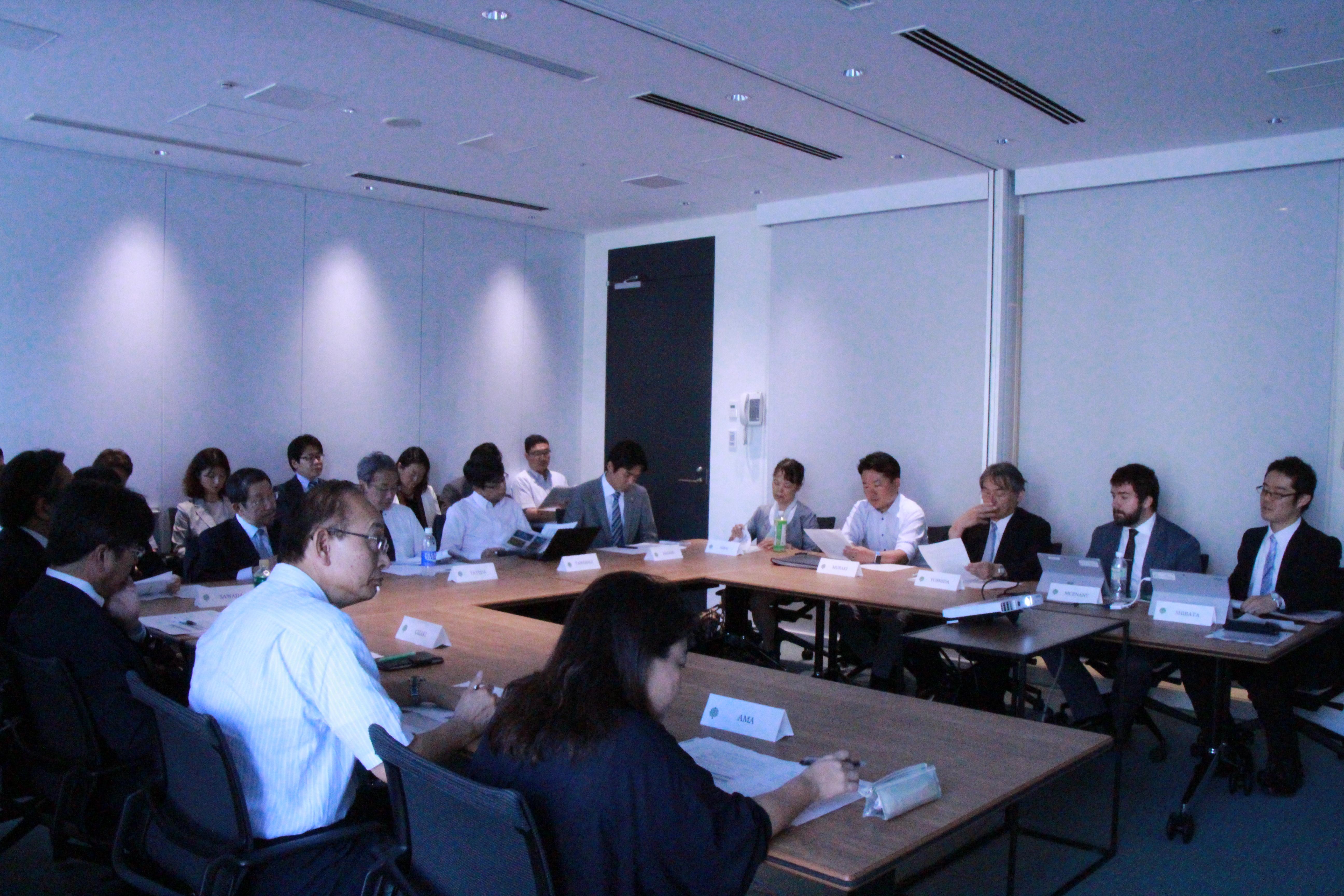 【開催報告】AMRアライアンス・ジャパン:アドボカシー活動開始に向けた準備会合(2019年7月26日)
