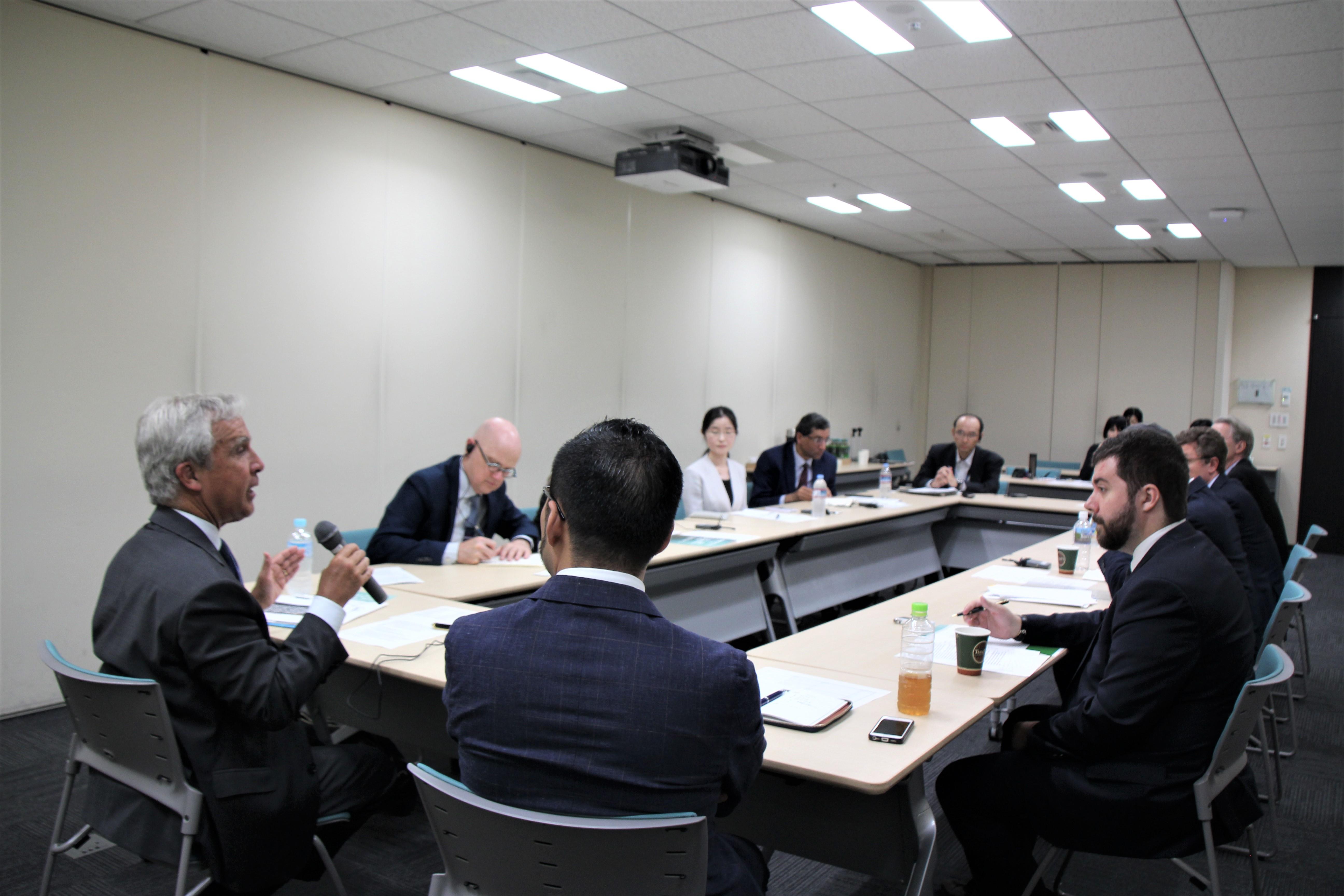 【開催報告】HGPI-GCOA共催会合: G20グローバルヘルス・アジェンダにおけるワクチン政策(2019年6月5日)