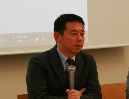 森 臨太郎 氏(独立行政法人 国立成育医療研究センター 成育政策科学研究部 部長)