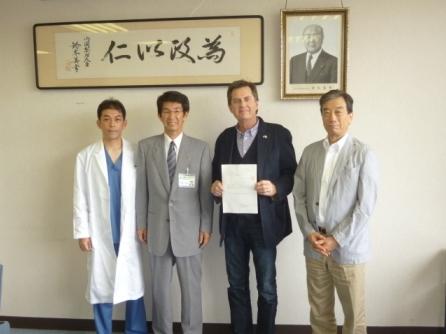 岩手県にて被災地への継続支援に関する協議実施